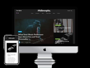 Blog - Philosophy