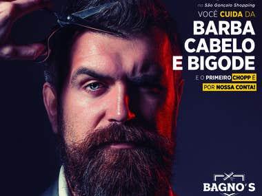 Bagno's Barbershop inauguration campaign