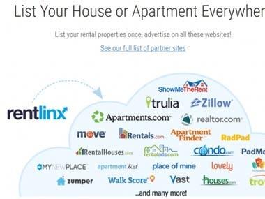 Real Estate Ads Posting