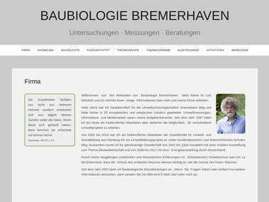 Baubilogie bremerhaven