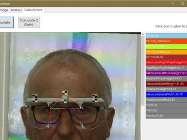 Measurement Software For Opticians