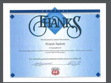 Phillips66 Appreciations