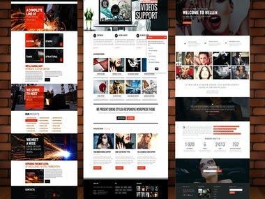 Web design set 1