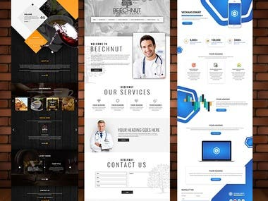 web design set 2