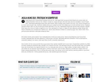 Sageco Wordpress Theme