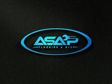 Logo for modern artist