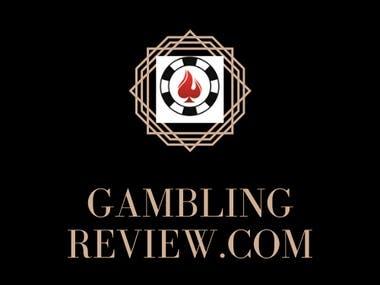 Gambling review.com logo