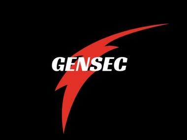 Gensec Logo company