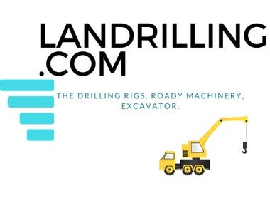 Land Drilling company logo