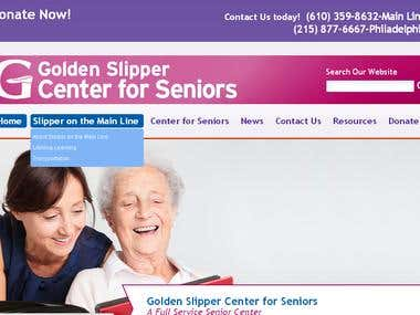 Golden Slipper Center for Seniors
