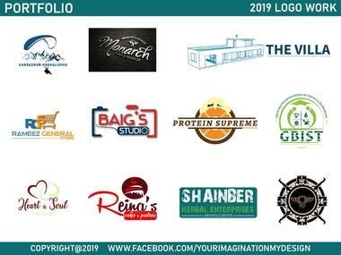 Logo Design - 2019