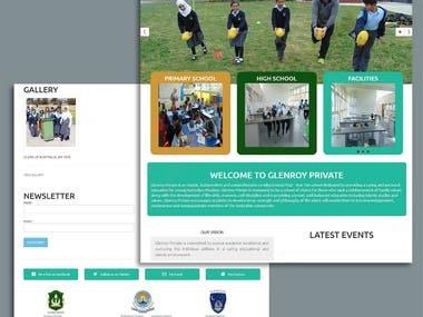 Alamanah Website