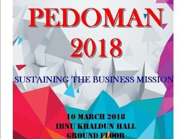 Prepare Itinerary For Pedoman Event
