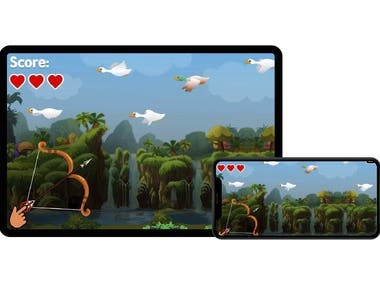 Duck Hunting - Duck Game for Archery Bird Hunting