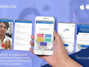 AskUrDr Health care app