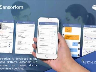 sansoriom health care app