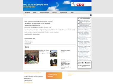 CDU Kreisverband Schiffdorf