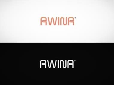 Logo design for Awina Sport Brand