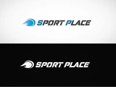 Logo design for Sport Place