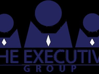 The Executive Group Logo 2D