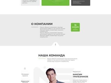 Website development web studio