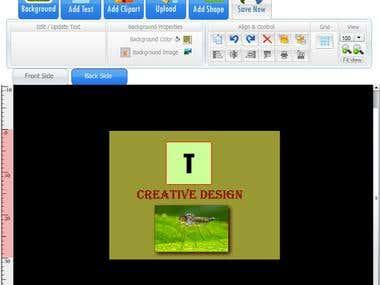 Card Design Tool