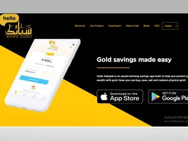 Gold Pricing and Comparing - Web and App
