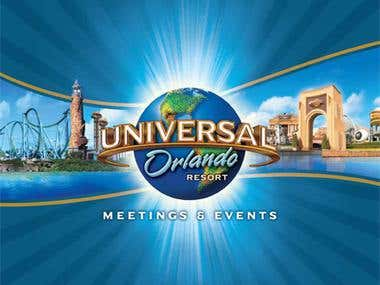 Universal Orlando Resort-brochure