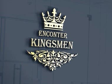 logo design kingsmen