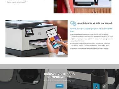 HP distributor website
