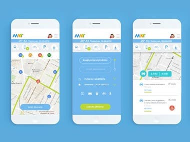 Google Map mobile app