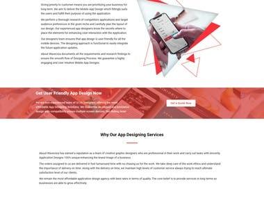 WaveCrea - Graphic Designing Agency