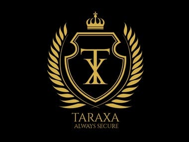 LOGO DESIGN FOR TARAXA SECURITY