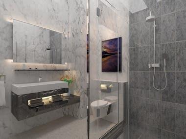 Wash Room Design