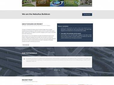Nebullus Buildcon | Web Development
