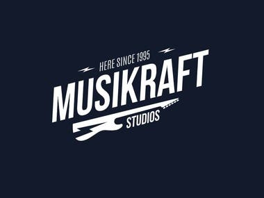LOGO FOR MUSIKRAFT