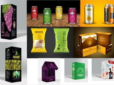 Packaging & Designing