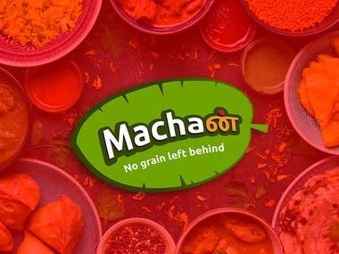 Machan Logo Design