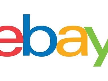 eBay Product Listing