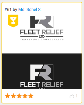 FLEET RELIEF (Awarded Logo)