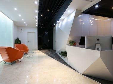 Interior Rendering ( Part B )