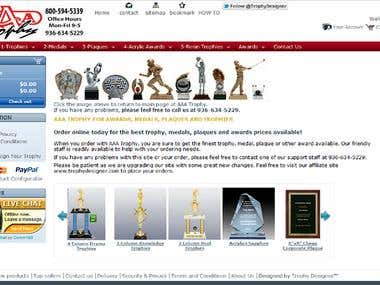 AAA Trophy Store