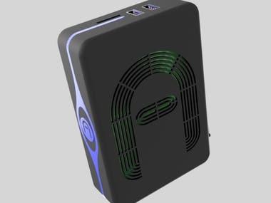 PC Box design