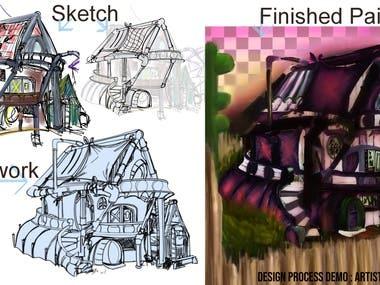 Design Process Demo