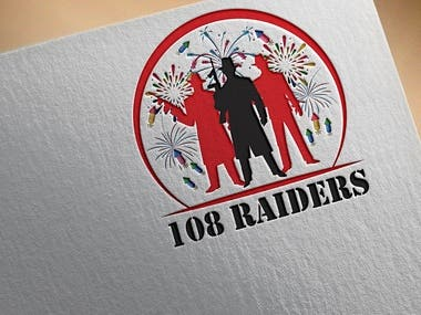 108 Raiders (Fireworks brand)