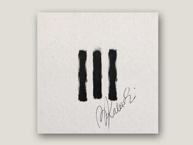 Music Album Cover Art