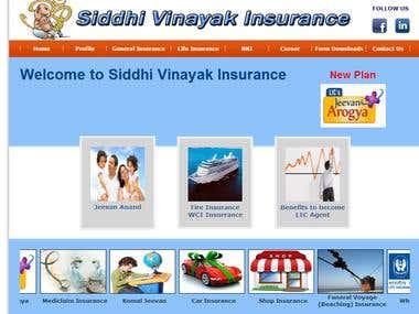 Siddhivinayakinsurance.com