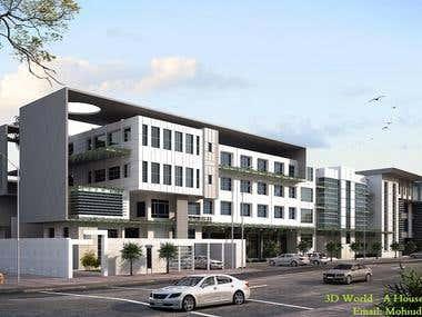 Architectural Exterior Design