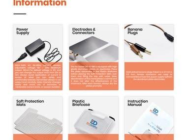 Website For DriDerma