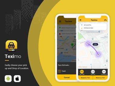 Taximo Inc. (Taxi App)